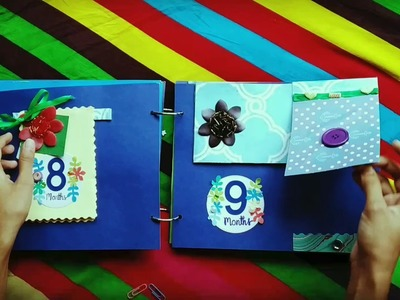 Nabhan's scrapbook (Memory book)