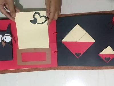 Scrapbook | Handmadegifts | Birthday surprises