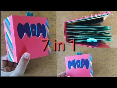 Scrapbook idea| 7 in 1