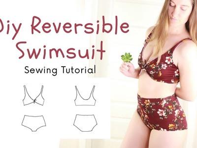 DIY Reversible Bikini