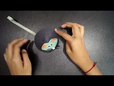 Easy Paper Mouse Craft for Kids || Paper Crafts For Kids || Paper Mouse