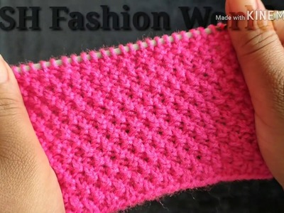 Easy Sweater design.knitting designs#knitting pattern in hindi (english subtitles)