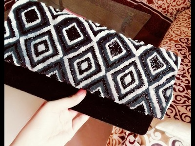 Handmade Clutch design for college and university use