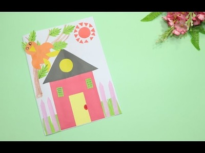 How to Make Happy Birthday Card | Wonderful Birthday Cards |Bday Greeting Card|Do It Yourself Crafts