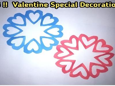Unique - Ideas For Valentine's Day Decoration !! DIY Projects for Valentine's Day !! Paper Crafts