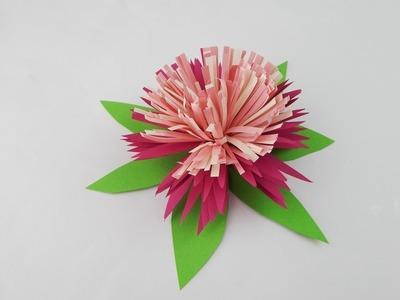 Decoration quilling flower DIY quilling Blume Dekoration