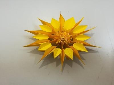 Diy flower   Easy paper flowers   paper flower making