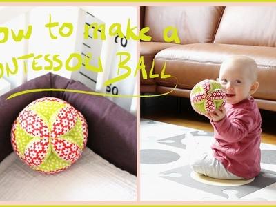 DIY Montessori Ball