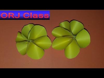 Diy paper Flowers, Very Easy & Simple Paper crafts.