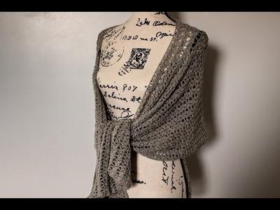 Dovetail Wrap Stitch Tutorial