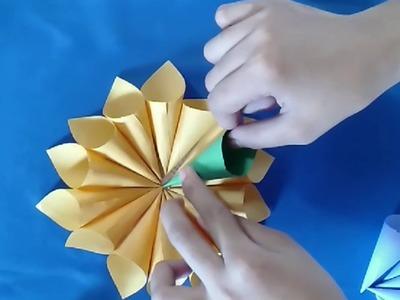 Flower Decor Paper Crafts