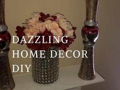 Glam Dollar Tree Home or Event Decor DIY