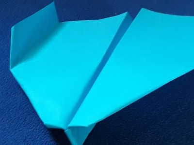 How to make paper plane