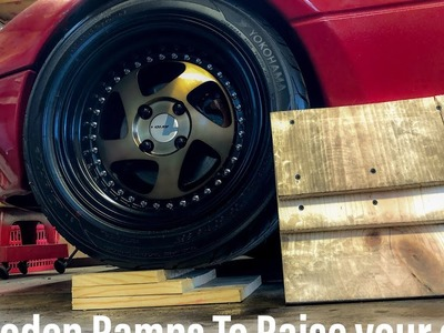 HOW TO | Ramps For Your LOWERED car!!