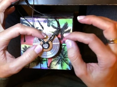 MyIntent Maker Tammy Nelson - how to use o-ring for easier vertical spacing