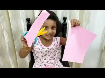 Activities for Kids at Home | Kids Paper Craft Ideas | Paper Crafts for Birthday Decoration
