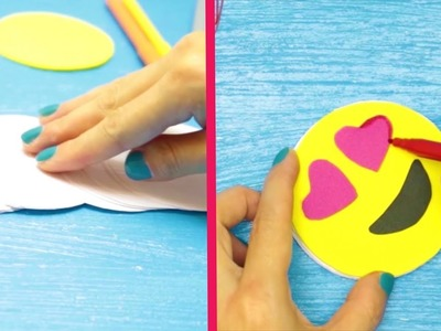 ADORABLE DIY MINION AND EMOJI CRAFT IDEAS