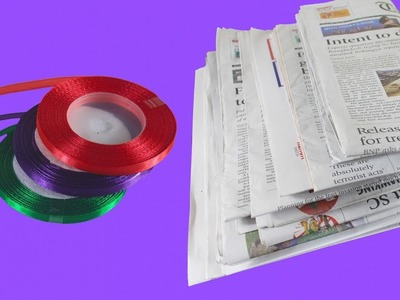 Ribbon, Tutorial - DiY Ribbon Rosette Birthday Badge
