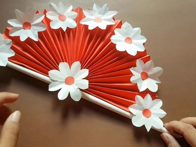 Beautiful Paper Craft Idea | Easy DIY Arts and Paper Craft for Kids