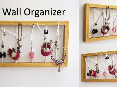 Best out of waste organizer || handmade art and craft || raj easy craft