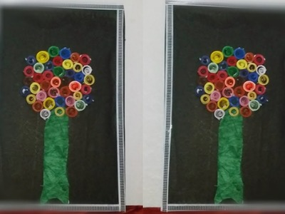 DIY How to make Quilling art | Quilling craft ideas | Easy quilling art.