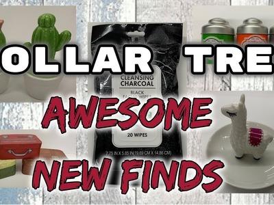 Dollar Tree AWESOME NEW FINDS | Joann's & Hobby Lobby CRAFT HAUL
