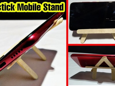 Ice Cream Stick Mobile Stand | Ice Cream Stick Craft | DIY Crafts | Craft Ideas | DIY Hacks
