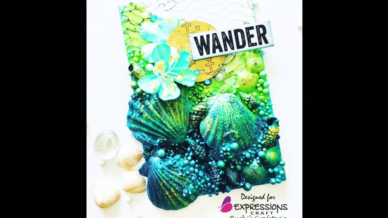 Art Mixed Media Canvas Easy Craft For Beginners Diy