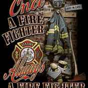 CRAFTS Once A Fire-Fighter Cross Stitch Pattern***LOOK***Buyers Can Download Your Pattern As Soon As They Complete The Purchase