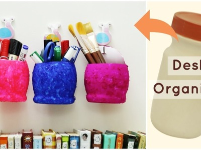 Simply the best use of waste plastic jar craft idea | Best Out Of Waste Projects