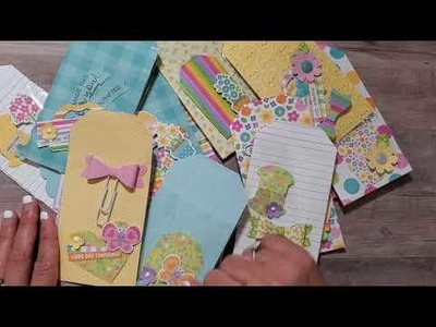 SUPER CUTE DOODLEBUG TAG FLIP !!!!!- CRAFT WITH ME