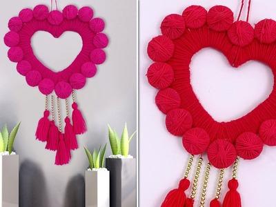 DIY Wall Hanging Craft Idea | Handmade Things