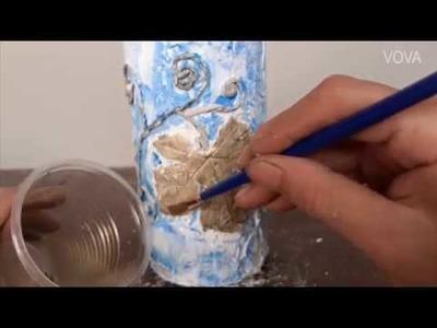 How to make Flowerpot. Diy Flowerpot