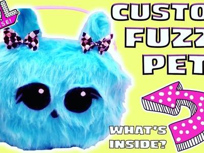 LOL Big Surprise CUSTOM Ball Opening DIY PLUSH LOL FUZZY PETS CUSTOM BIGGER SURPRISE