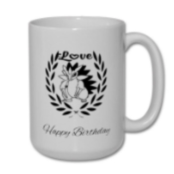 Happy Birthday Mug | 15oz Mug | Personalised-gifts| Personalised-home-gifts| Personalised-mugs