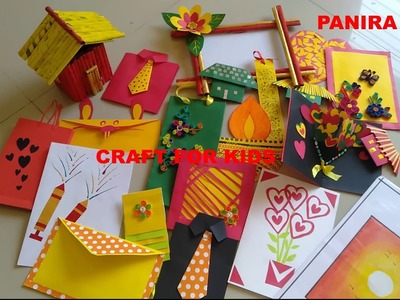Summer vacation workshop by panira arts || Drawing and craft for kids