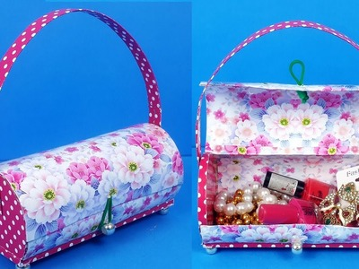 Amazing! DIY Purse from Plastic Bottle - Organization Ideas from Reusing Waste Materials!