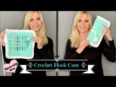 Crochet Hook Case - Tutorial - Keeps all your hooks in one place