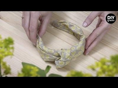 Panduro DIY – Headband With Knot