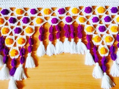 Toran Pattern | CROCHET | HINDI