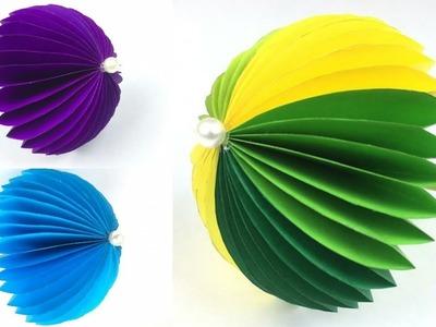 3D Umbrella Craft - Origami Umbrella - How To Make Paper Umbrella Tutorial