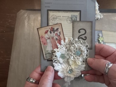 DIY Altered Seed Packet Envelopes #Vintage #junkjournal - Craft Project Share