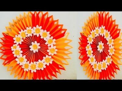 DIY - amazing paper craft ideas. wall decor from paper. paper craft. home decor ideas from paper