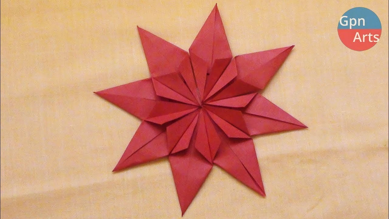 How to Make Paper Flower Very Easily with Craft Paper