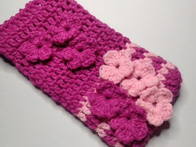 How to Crochet ???? Phone Pouch
