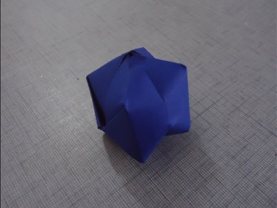How to make a balloon || Soul of Origami ||