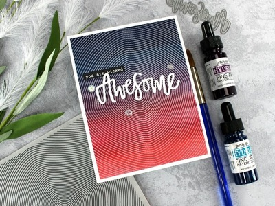 How to Make a Watercolor Background