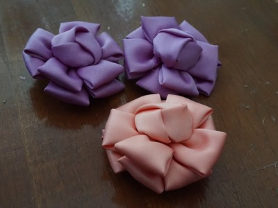 How to Make Brooches From Fabric | Handmade Flower Brooch Ideas