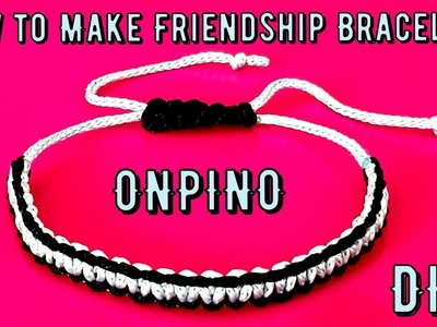 How to Make Friendship Bracelets | DIY | Square Knot Bracelets