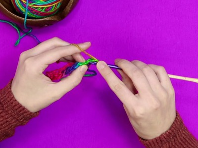 How To: Start a Crochet Project, Fix a Mistake and Bind Off